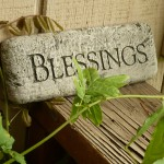 Your are blessed to be a blessing
