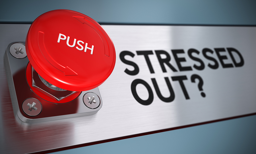 are you stressed out? Not good if you want to lose weight.